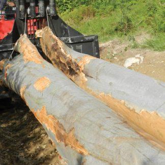 1. Cablu forestier pentru troliu