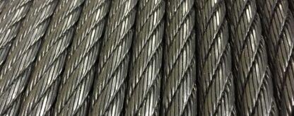 cablu forestier pentru troliu