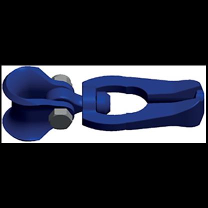Sabot rotitor culisant lanț ciochinar